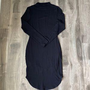 Women's Charlotte Russe long sleeve dress